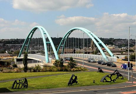 Bridge in Blackburn