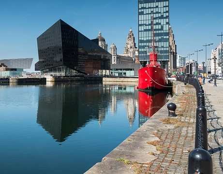 Liverpool Waterfront accident claims